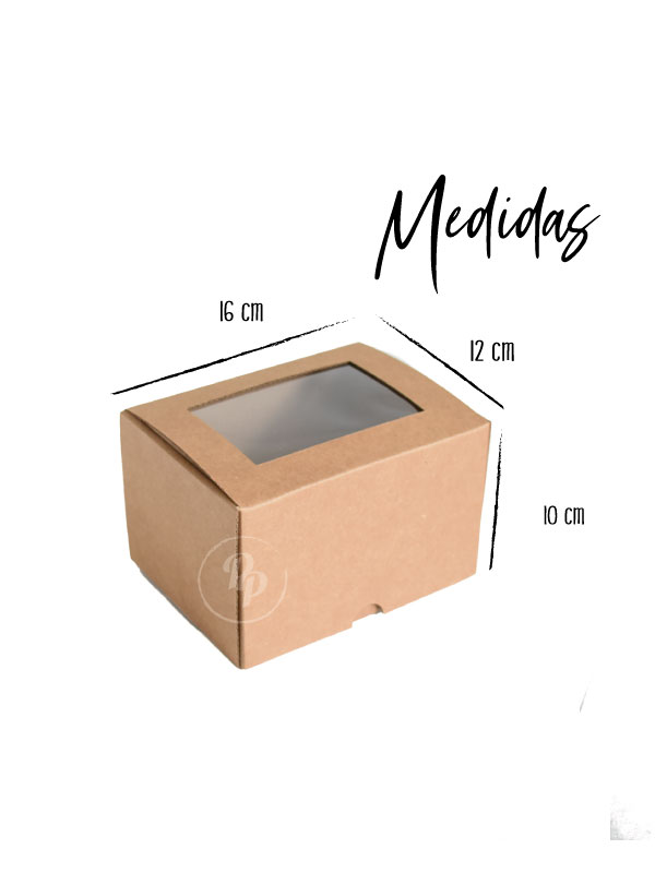 medidas de caja de taza